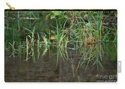 Creek Grass Carry-all Pouch