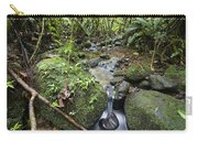 Creek In Mountain Rainforest Costa Rica Carry-all Pouch
