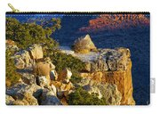 Creeping Morning Canyon Light Carry-all Pouch
