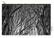 Creepy Dark Hedges Carry-all Pouch
