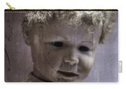 Creepy Old Doll Carry-all Pouch