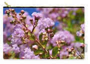 Crepe Myrtle Carry-all Pouch