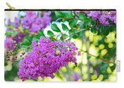 Crepe Myrtle Tree By Kaye Menner Carry-all Pouch