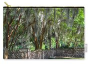 Crepe Myrtles Of Middleton Place Carry-all Pouch