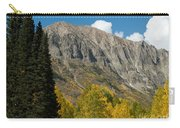 Crested Butte Colorado Carry-all Pouch