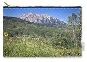 Crested Butte Scenery Carry-all Pouch