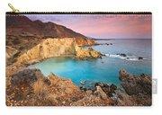 Cretan Coastline. Carry-all Pouch