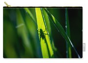 Cricket Silhouette Carry-all Pouch