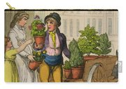 Cries Of London The Garden Pot Seller Carry-all Pouch