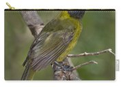 Crimson-collared Grosbeak Carry-all Pouch