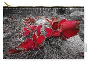 Crimson Foliage Carry-all Pouch