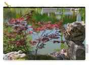 Crimson Leaves Carry-all Pouch