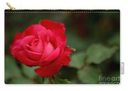 Crimson Rose Carry-all Pouch