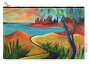 Crimson Shore Carry-all Pouch