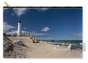 Crisp Point Lighthouse 17 Carry-all Pouch