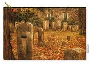 Crispsell Memorial French Church  Carry-all Pouch
