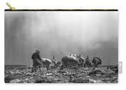 Donkey Train On Croagh Patrick Carry-all Pouch
