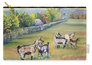 Croatian Goats Carry-all Pouch