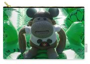 Croc Riding Monkey Carry-all Pouch