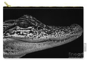 Crock's Look Black And White Carry-all Pouch