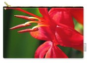 Crocosmia Named Lucifer Carry-all Pouch