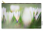 Crocus Meadow 3 Carry-all Pouch