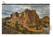 Crooked River Bend Carry-all Pouch