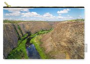 Crooked River Canyon Carry-all Pouch