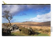 Crooked Tree At Feather Tor, Staple Carry-all Pouch