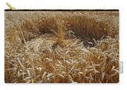 Crop Circle At Bishops Canning Carry-all Pouch