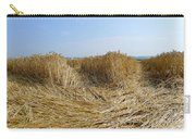 Crop Circle Close-up Carry-all Pouch