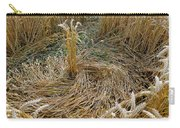 Crop Circle Spiral Carry-all Pouch