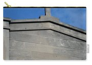 Religious Art Cross Architectural Carry-all Pouch