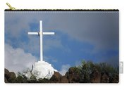 Cross At San Xavier - Tucson Carry-all Pouch
