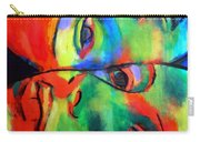 Cross-circuiting Emotions Carry-all Pouch