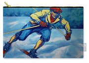 Cross Country Skier Carry-all Pouch