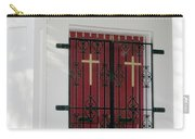 Key West Church Doors Carry-all Pouch