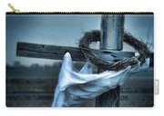 Cross In A Field Carry-all Pouch