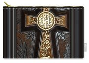 Cross In Leather Carry-all Pouch