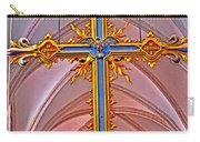 Cross Of Church Of Our Lady Carry-all Pouch