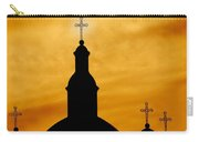Crosses On Steeples Carry-all Pouch