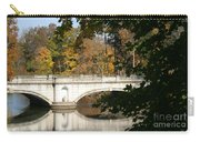 Crossing Over Into Autumn Carry-all Pouch