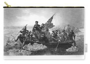 Crossing The Delaware Carry-all Pouch by Granger
