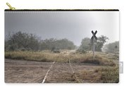 Crossing The Line Carry-all Pouch