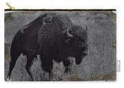 Crossing The Plains Carry-all Pouch