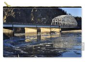Crossing The Tanana River Carry-all Pouch