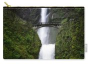 Crossing The Water Fall Carry-all Pouch
