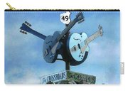 Crossroads In Clarksdale Carry-all Pouch