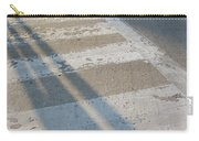 Crosswalk Shadow 2 Carry-all Pouch