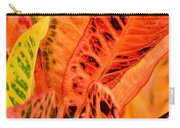 Croton's Many Colors Carry-all Pouch
